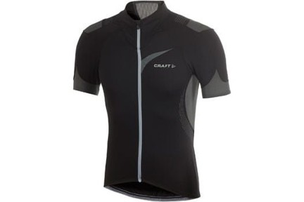 Pánský dres Craft 194379 Elite Bike jersey men Black 2999