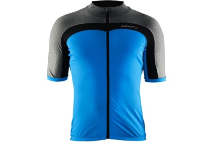 Pánský dres Craft 1903993 Velo jersey men Blue Ray 2355