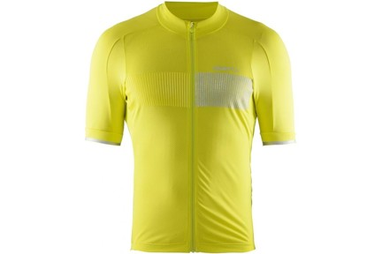 Pánský dres Craft 1904995 Verve Glow men Race Fluo 2605