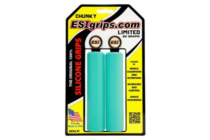 Gripy ESI Grips Chunky Classic Limited Green