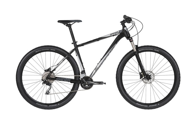 "Kellys Spider 90 29"" Black/Grey 2019"