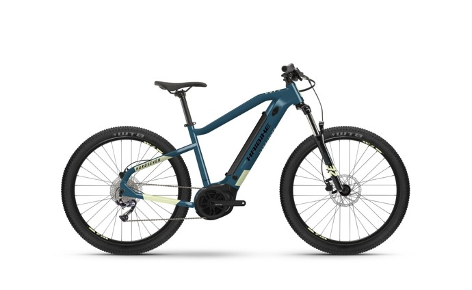 Haibike HardSeven 5 2021 Blue/Canary