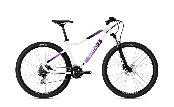 Ghost Lanao Essential 27.5 2021 Star White/Pink