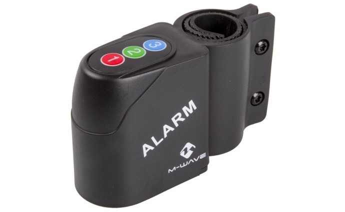 Bikealarm M-Wave Watchdog