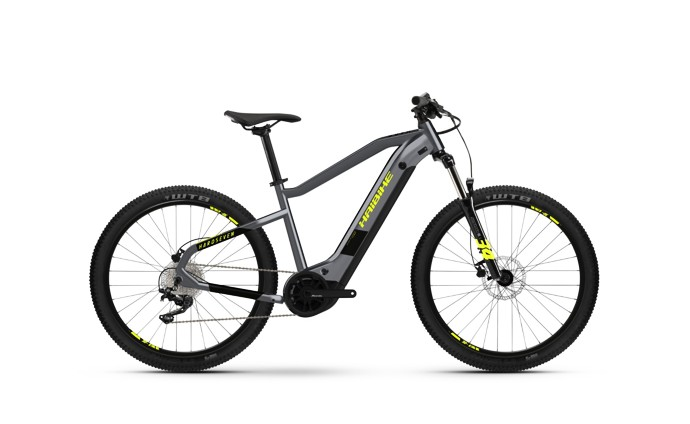 Haibike HardSeven 6 2021 Cool Grey/Black