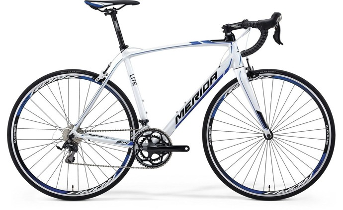 Merida Scultura 904 White/Blue 2014